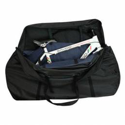 ROSWHEEL bolsa de bicicletas lleno impermeable moto paquete de dos ruedas