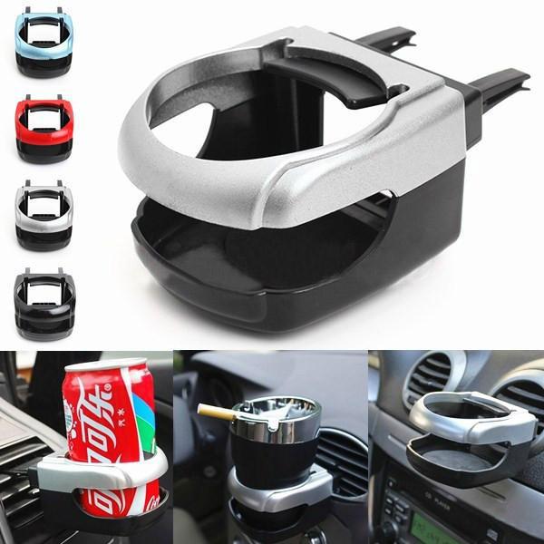 botella taza de agua bebida coche puede acortar-en el soporte de pie de montaje