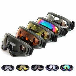 X400 UV Tactical Bike Goggles Ski Skiing Skating Gafas Gafas De Sol