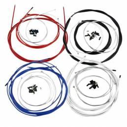 Bicicleta establecer caple turno freno cables de freno para bicicleta mtb o carretera