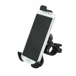 Bicicleta de Skidproof Soporte de teléfono móvil Bicicleta de manillar Celular PhonE-mount