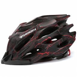 Luna casco de montar casco casco de bicicleta mtb tecnología europea