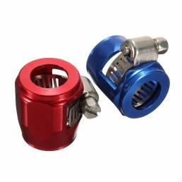 15mm an6 extremo de la manguera de combustible del coche acabado de clip sujetador de tubos de agua y aceite