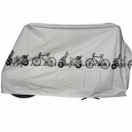 Bicicleta de la bici cubre ciclismo lluvia y protector de polvo cubierta impermeable