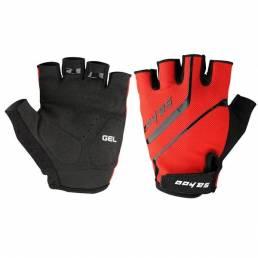 Sahoo bicicleta al aire libre táctico ciclismo deporte transpirable guantes Guantes de medio dedo de bicicletas