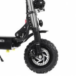 60V 38.4Ah 2800W Buje motor Tracción delantera / trasera Motor Sin escobillas para scooter eléctrico LAOTIE TI30