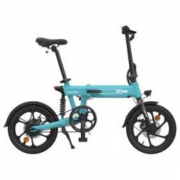 [UE DIRECTO] HIMO Z16 250W 36V 10.4Ah 16 pulgadas Bicicleta eléctrica plegable 25 km / h Velocidad máxima 80 km Rango de
