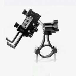 Soporte universal para teléfono para bicicleta 65-100 mm de ancho Soporte para teléfono ajustable Soporte para teléfono