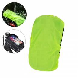 BIKIGHT Marco delantero de bicicleta Bolsa Cubierta de lluvia Impermeable Pantalla táctil de bicicleta Teléfonos con vis