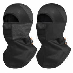 WEST BIKING Thermal Face Mascara Ciclismo a prueba de viento Cuello Calentador Moto Forro debajo del casco Mascara Tapas