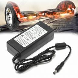 42V 2A Universal Batería Cargador rápido para Hoverboard Smart Balance Wheel Cargador adaptador de scooter eléctrico EU
