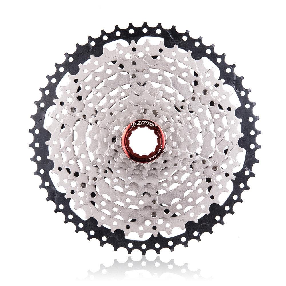 ZTTO CNC 8 velocidades 46T Cassette palanca de cambios de bicicleta desviador trasero MTB bicicleta de montaña rueda lib