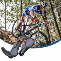 BIKIGHT Puños para bicicleta Comfort antideslizante Impermeable Puños para manillar de bicicleta para MTB Road Bike