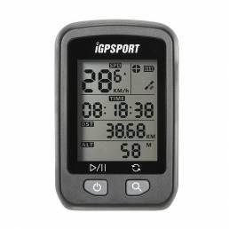 iGPSPORTiGS20EComputadorainalámbricaparabicicletas GPS IPX7 Impermeable Tabla de códigos d