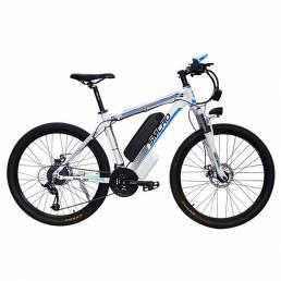 SMLRO C6 48V 13Ah 500W 26in ciclomotor eléctrico bicicleta eléctrica 35 km / h velocidad máxima 80 km rango máximo bicic