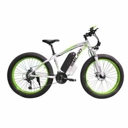 SMLRO XDC600 26in 48V 13Ah 500W Bicicleta eléctrica 35 km / h Velocidad máxima 70-80 km Rango de kilometraje Bicicleta d