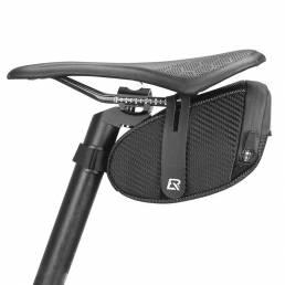 Bicicleta ROCKBROS B74 Bolsa Repelente al agua Reflectante Espacio oculto Sillín grande Bolsa Ciclismo resistente a rasp