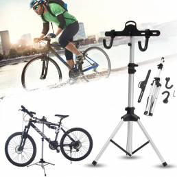 BIKIGHT Soporte de reparación de bicicletas de acero Soporte para mecánica de bicicletas Bicicletas de carretera de mont