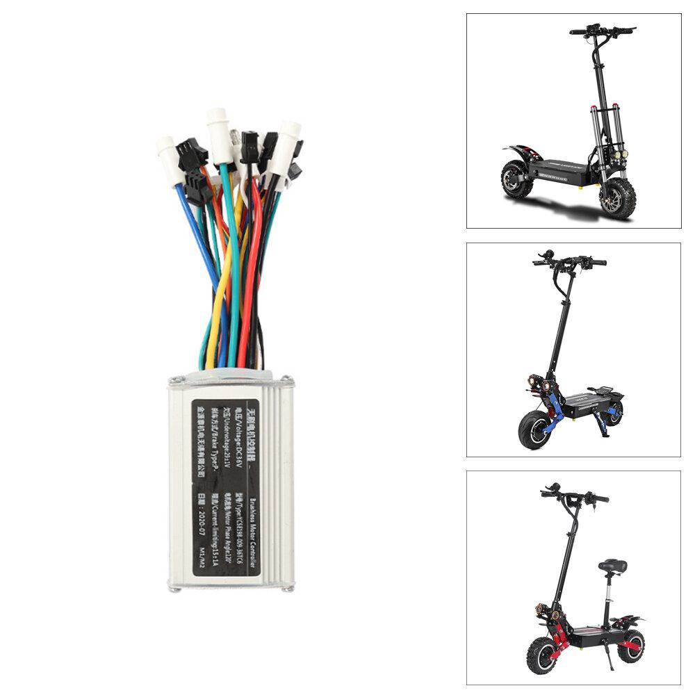 Scooters motor Controlador delantero / trasero motor Kit de controlador para scooter eléctrico Laotie 60V 45A