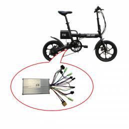 CMSBIKE F16 Bicicleta eléctrica Sin escobillas Controlador motor Controlador de velocidad para E-Bike