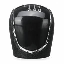 6 velocidades Coche Palanca Shifter Head Handball Palo Palanca de cambio de velocidades para Hyundai IX35 2010-2016