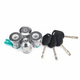 8 piezas Coche llaves de encendido de la puerta trasera cerradura llaves para Ford Falcon EA EB ED EF EL