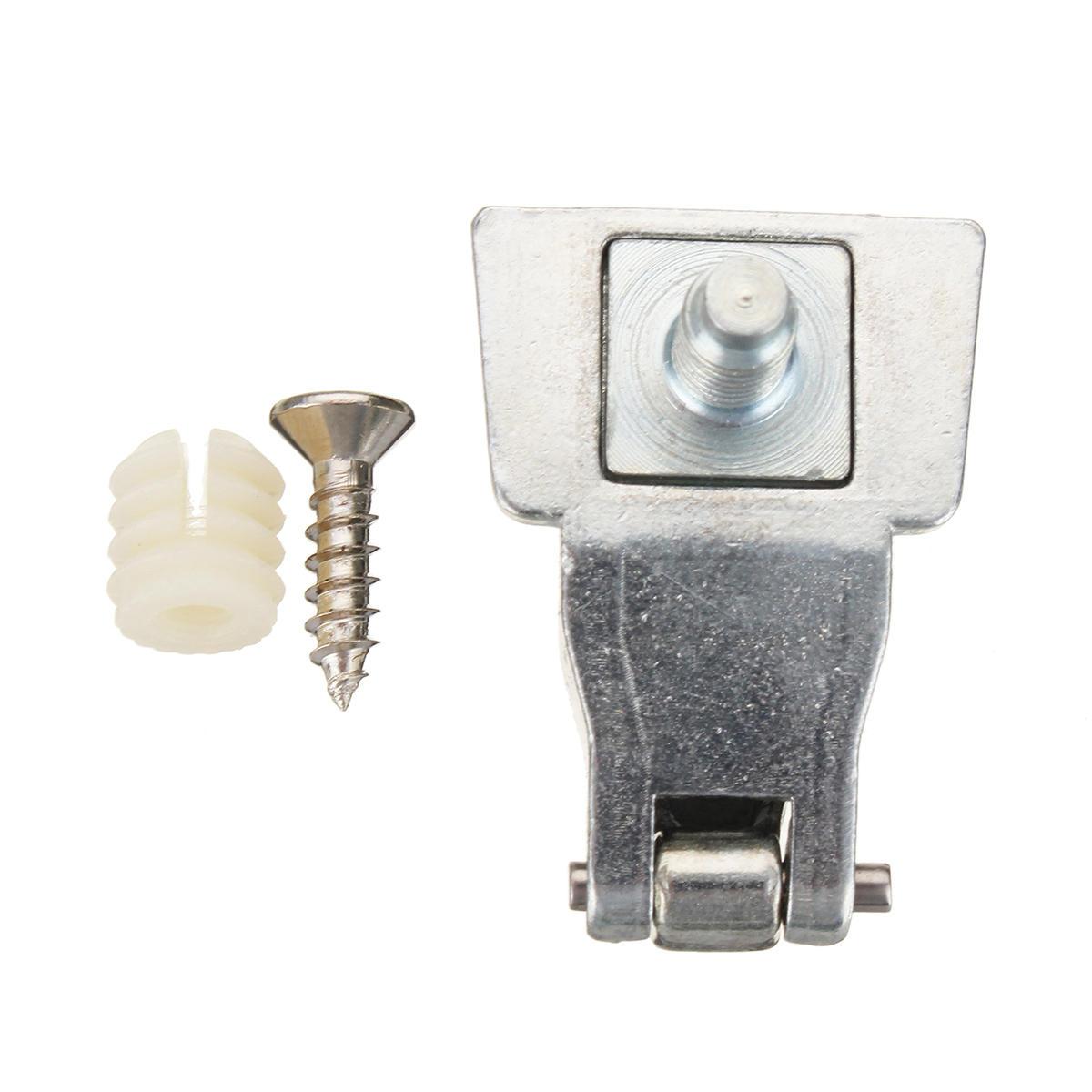 Herramienta de Reparación de Bisagra de Manija de la Puerta Exterior de metal de Cromo OS / NS Para FIAT 500 51964555