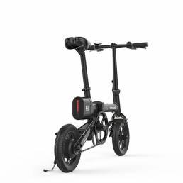 IdeawalkF136V250WMotorSin Escobillas 12 Pulgadas Bicicleta Eléctrica Plegable Negra 25km / h 60KM Kilometraje