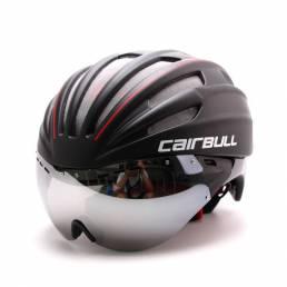 CAIRBULL-11 55-61cm ultraligero casco de ciclismo protector integralmente 28 orificios de ventilación