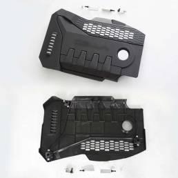 ABS Coche Durable Motor Protector Capucha Cubierta protectora de polvo insonorizada Ajuste para Honda Civel 10TH 2016-20