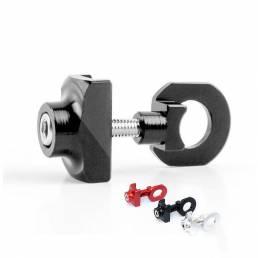 BIKIGHTAjustedeajustedesujetador de tensor de cadena de bicicleta de aleación de aluminio