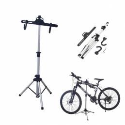 Bicicleta de reparación de bicicletas plegables estructura de mantenimiento de reparación de herramientas titular ajusta
