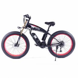 SMLRO S10 PLUS 48V 13Ah 750W 26in Bicicleta eléctrica de ciclomotor 35 km / h Velocidad máxima E Bicicleta Bicicleta elé