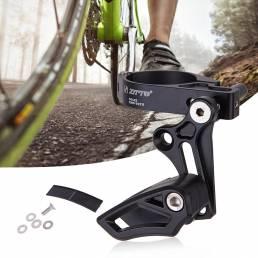 35 ~ 31.8mm Guía de cadena de bicicleta Direct Mount Chainring Bike Abrazadera Protector para MTB