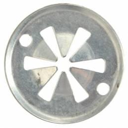 Bajo la arandela del gorro de la tapa metálica de motor undertray clip cabe para el vado vw skoda