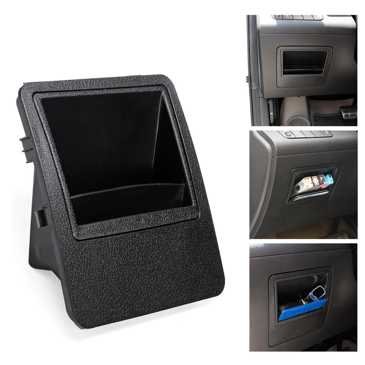 Interior Coche Almacenamiento izquierdo Caja Ajuste de la cubierta del mango para Hyundai Elantra 2017 2018