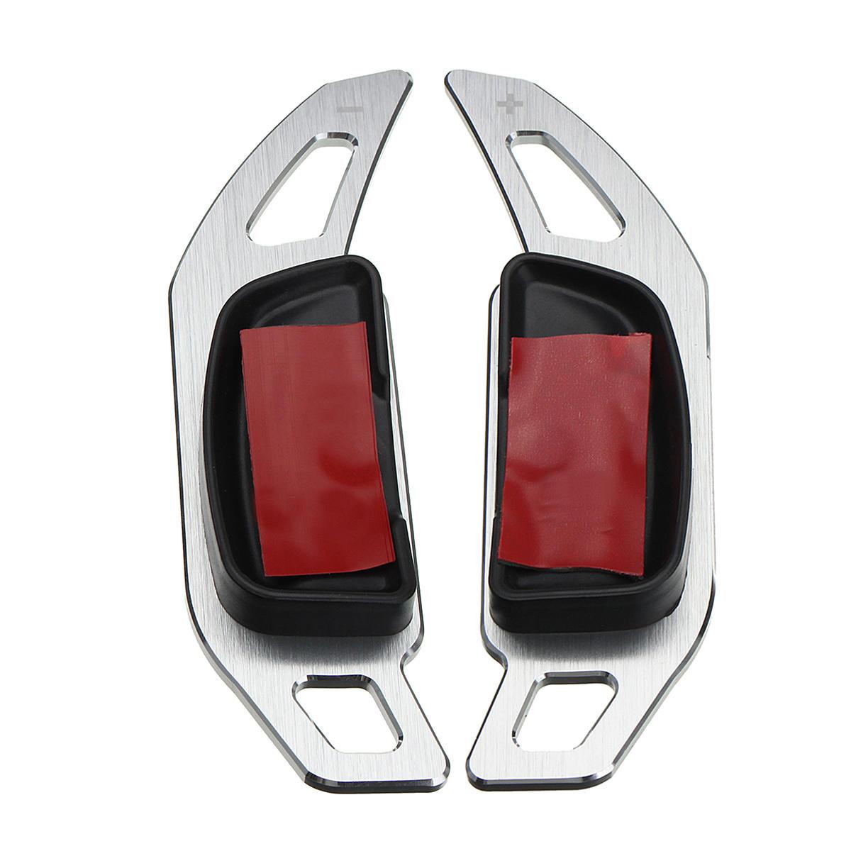 2 piezas Coche extensión universal de palanca de cambios A / B para Benz C Class W204 C180L C200L C260L 2008-2013