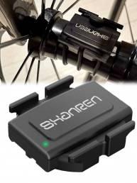 SHANREN Cadence / Speed Sensor ANT + bicicleta inalámbrica bluetooth Sensor para computadora de bicicleta