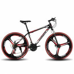 Bicicleta de montaña KAIMARTE de 26 pulgadas y 21 velocidades