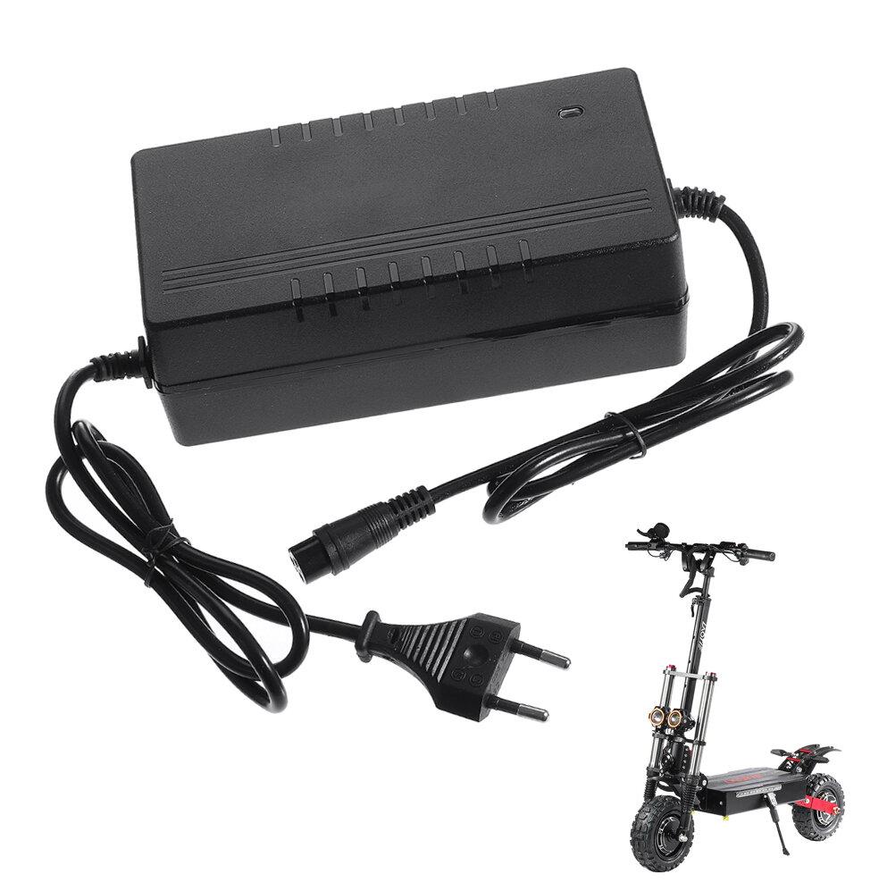 Scooter eléctrico 60V Batería Cargador Cargador de energía para scooter al aire libre Ciclismo para LAOTIE Ti30 / ES18