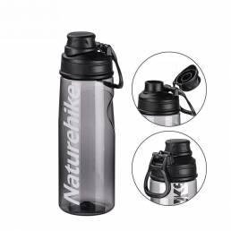 Naturehike NH19S005-H 700ml Botella de agua para bicicleta al aire libre Taza de agua de viaje deportiva portátil Hervid