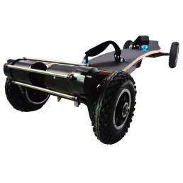 JKING H2C-01 2x1650W 36V 10AH 10S5P Motor Sin escobillas Dual Cinturón motor Monopatín todoterreno 10000mAh Batería Mono