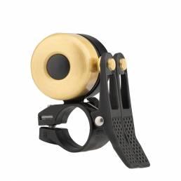 ROCKBROS 2019-1BB Cobre Aleación Dos sonidos Tamaño compacto No oxidado Retro Loud Crisp Accesorios para bicicletas Bici