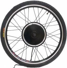 RISUNMOTOR Potente Sin escobillas Buje sin engranaje motor 48 V 1500 W Rueda delantera Bicicleta eléctrica DIY Kits de c