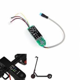 Interruptor de medidor de scooter placa de circuito de diente azul para M365 modificación de actualización de scooter el