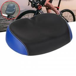 Sillín de cuero PU para bicicleta