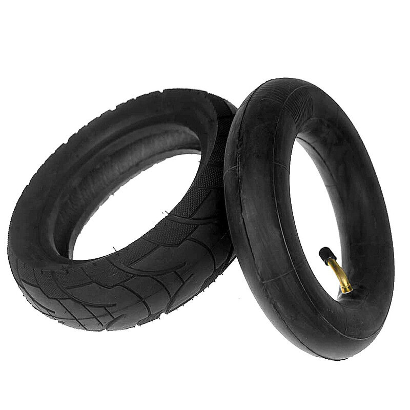 JuegodeneumáticosBIKIGHTScootersZero 9 tubo interior 8 1 / 2x3 neumático inflable más grueso antideslizante para sc