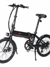 [CZDirect]LAOTIEXFIIDOD4sPro 11.6Ah 36V 250W 20in Bicicleta de ciclomotor plegable 25km / h Velocidad máxima 90KM