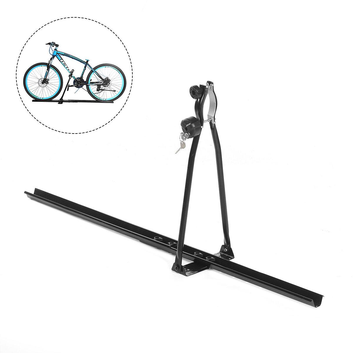 Soporte para bicicletas de acero Soporte para estacionamiento de bicicletas Soporte para almacenamiento en el piso para