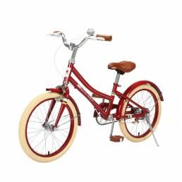 Montasen M8024 Asiento de bicicleta para niños de 16 pulgadas Seguridad ajustable Soft Absorción de golpes para 4-8 años